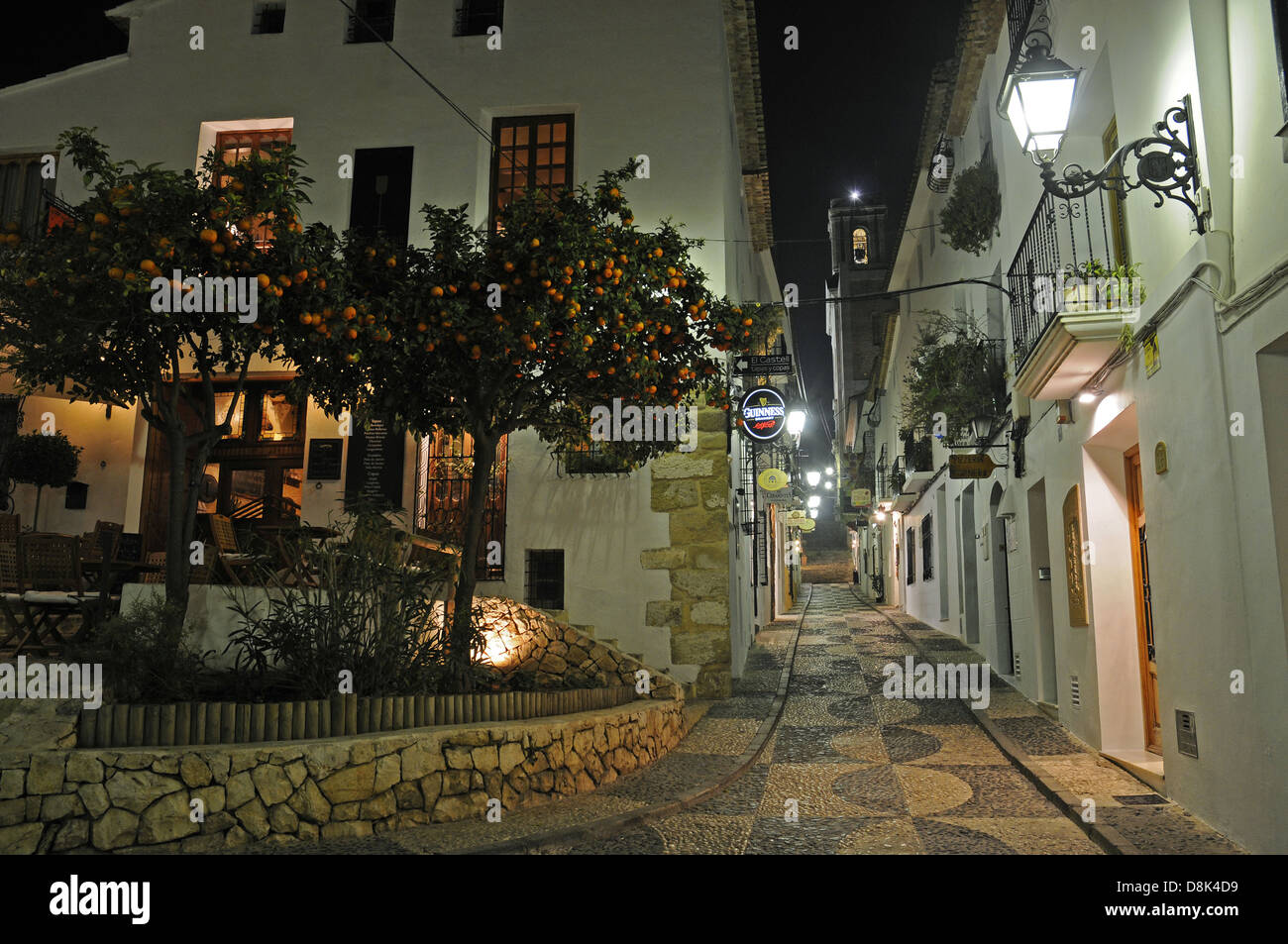 Old Town - Stock Image