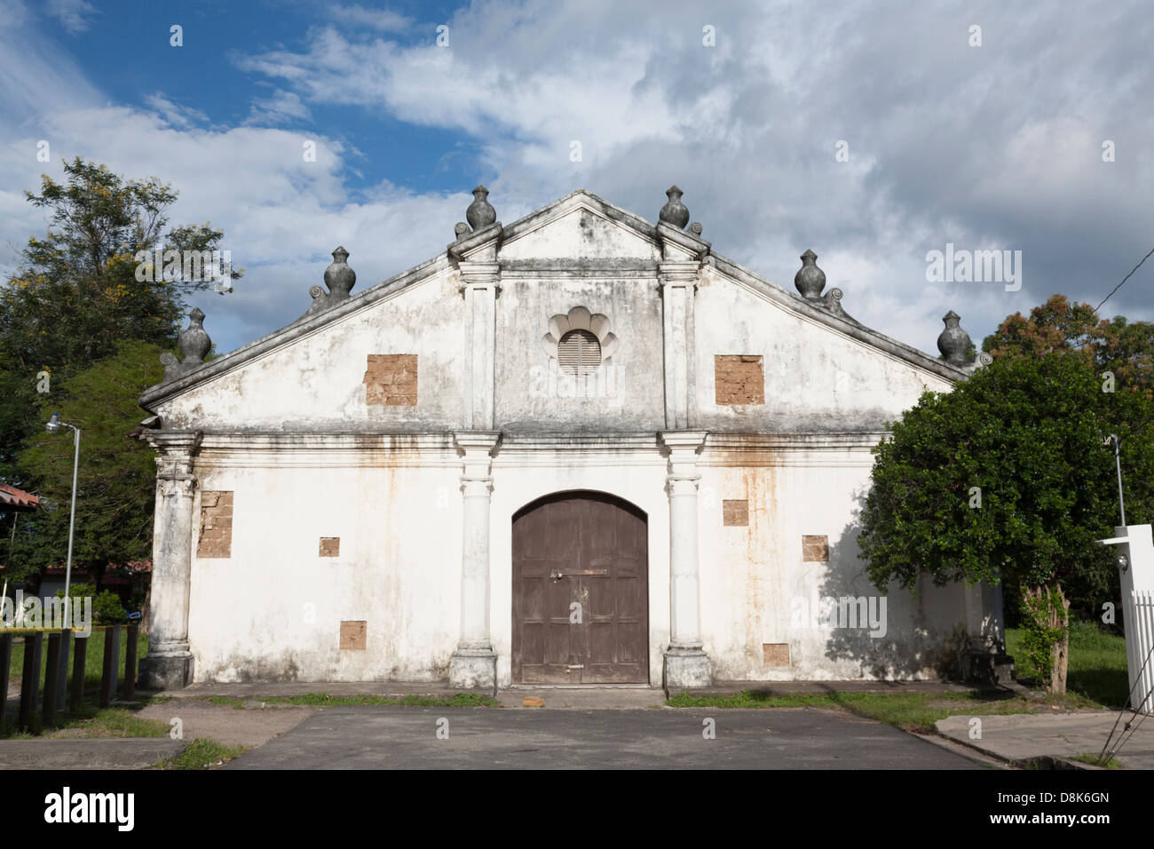 Iglesia de la Agonia, Liberia, Costa Rica - Stock Image