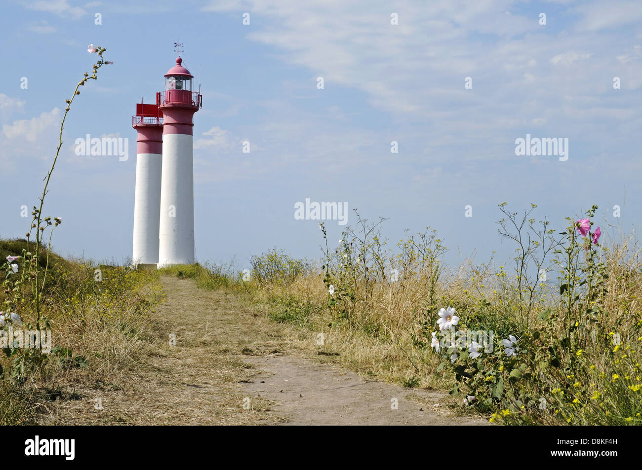 Lighthouses - Stock Image