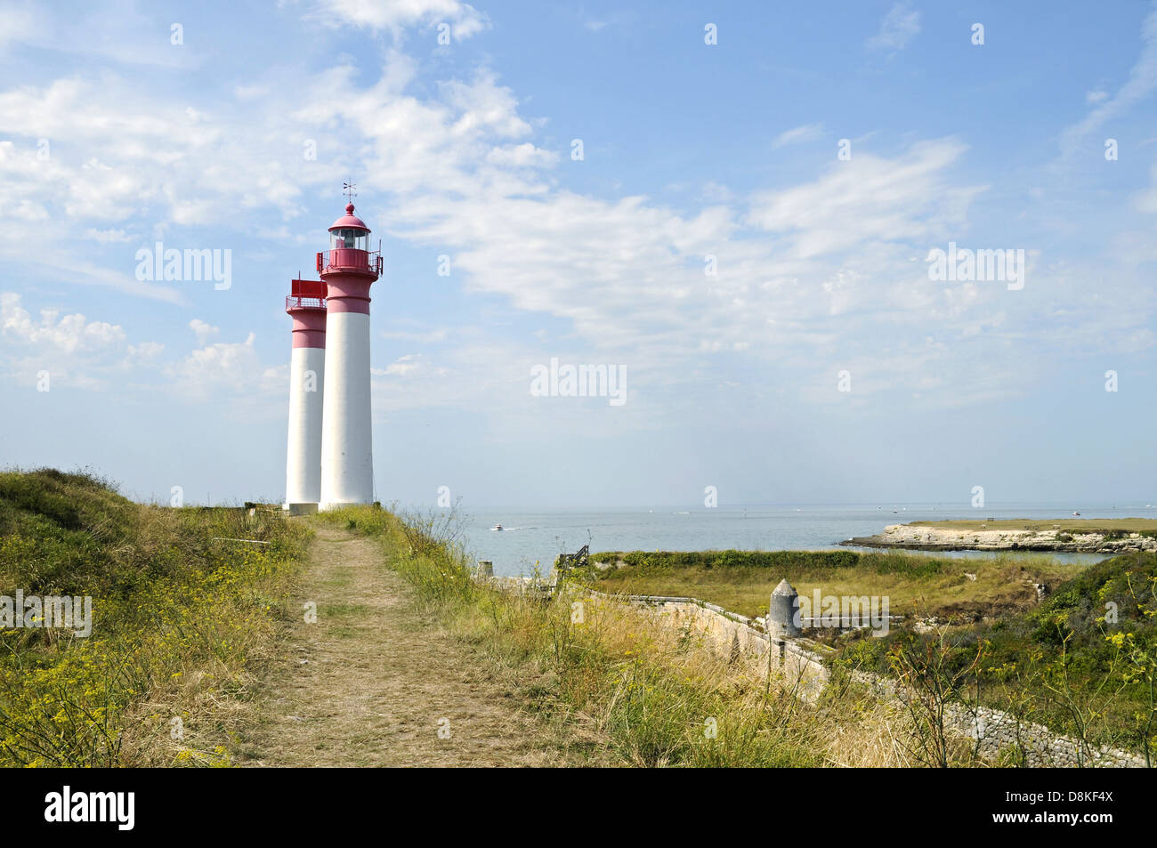 Lighthouses - Stock Image