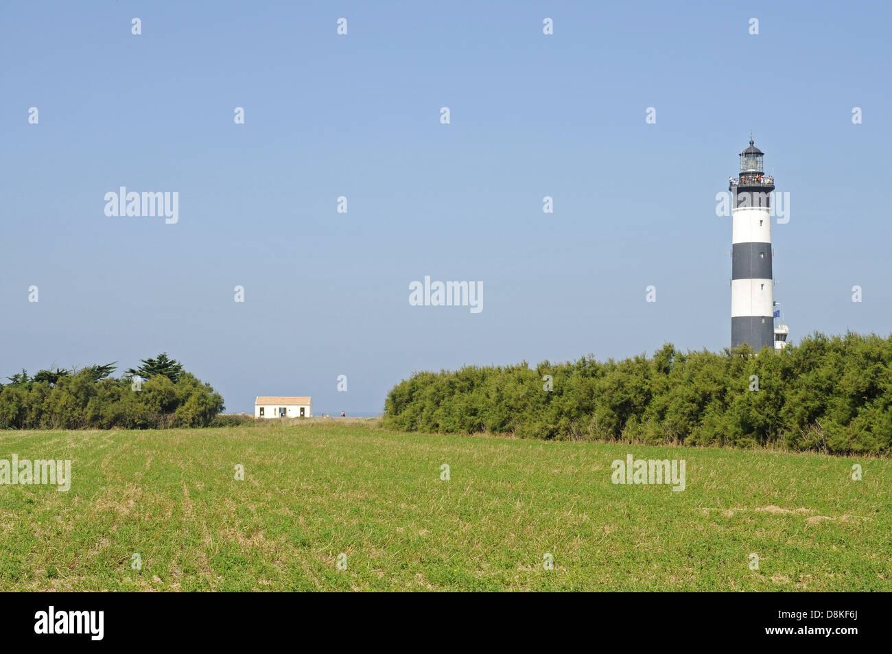 Lighthouse - Stock Image