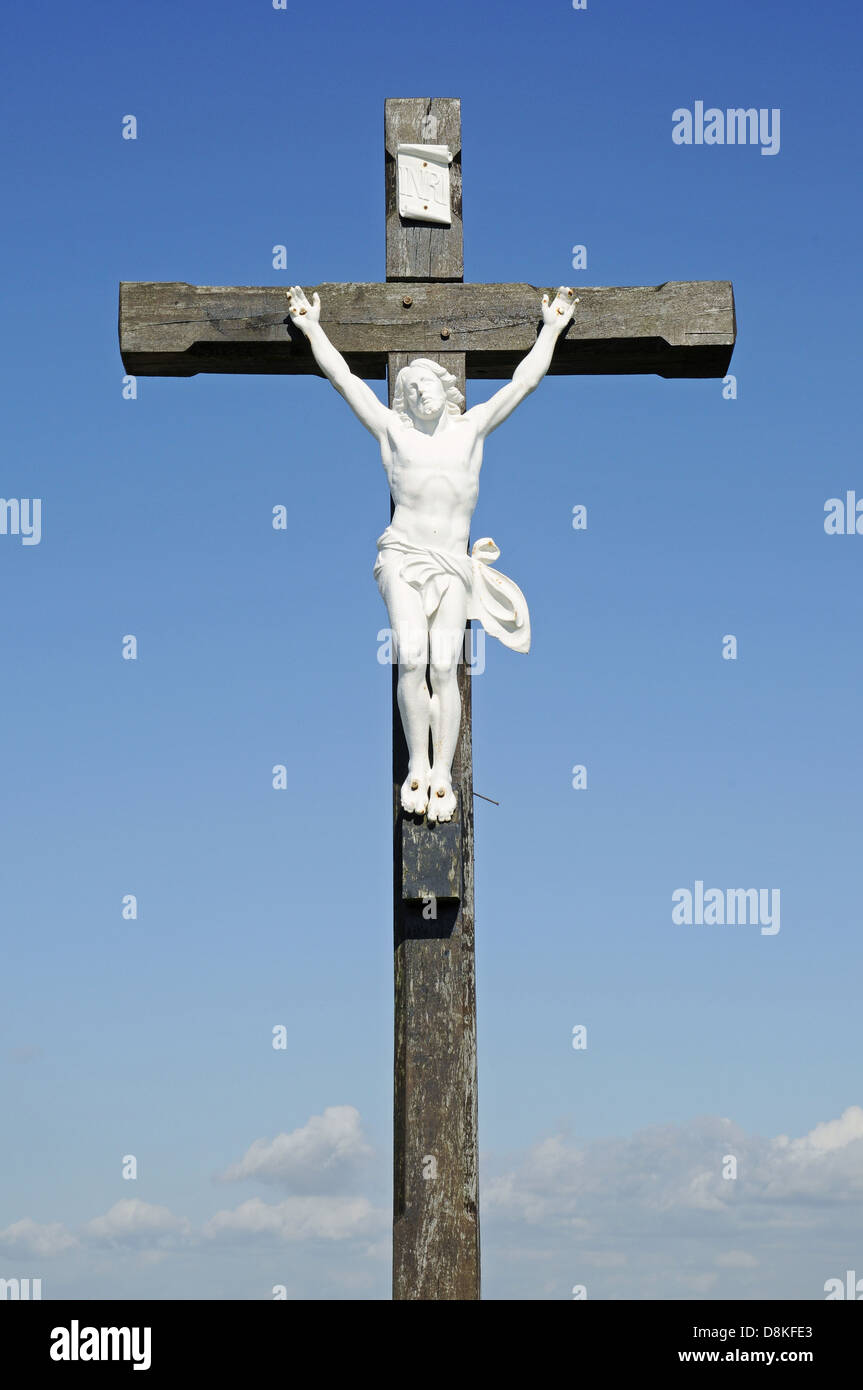 Jesus Christ - Stock Image