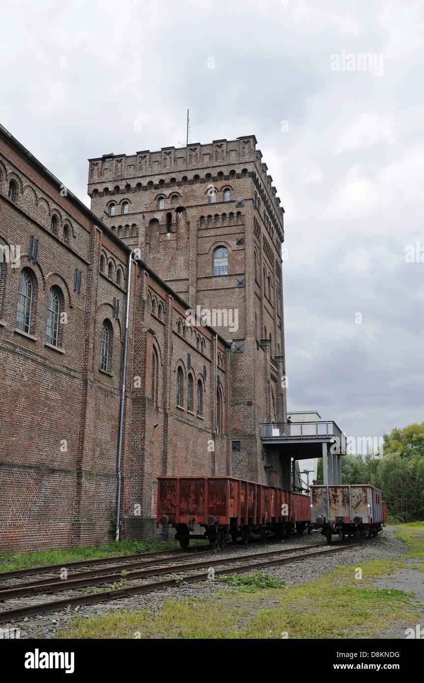 Railroad car - Stock Image