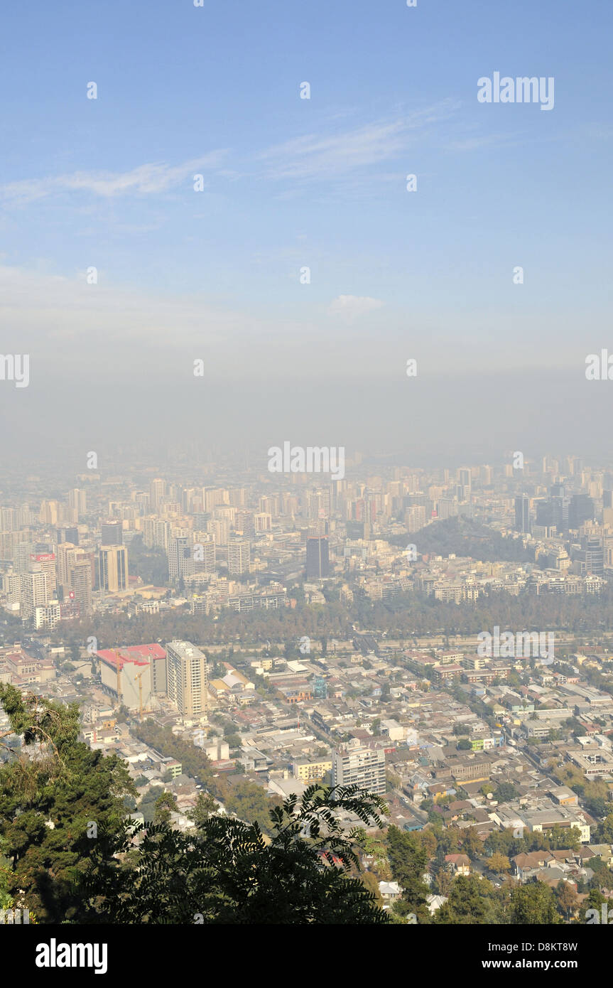 City Overview - Stock Image