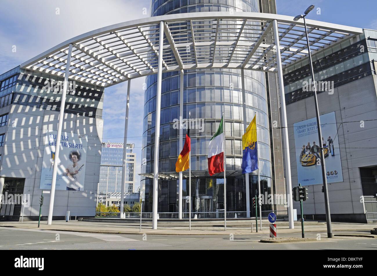 RWE Tower - Stock Image