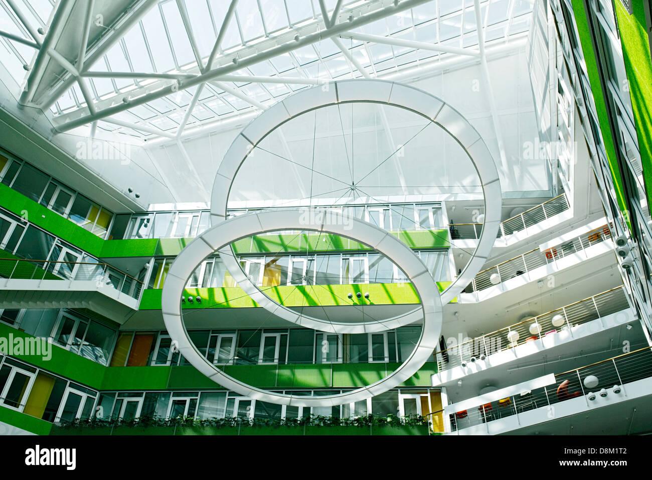 Unilever Germany headquarters, Hamburg, Germany - Stock Image