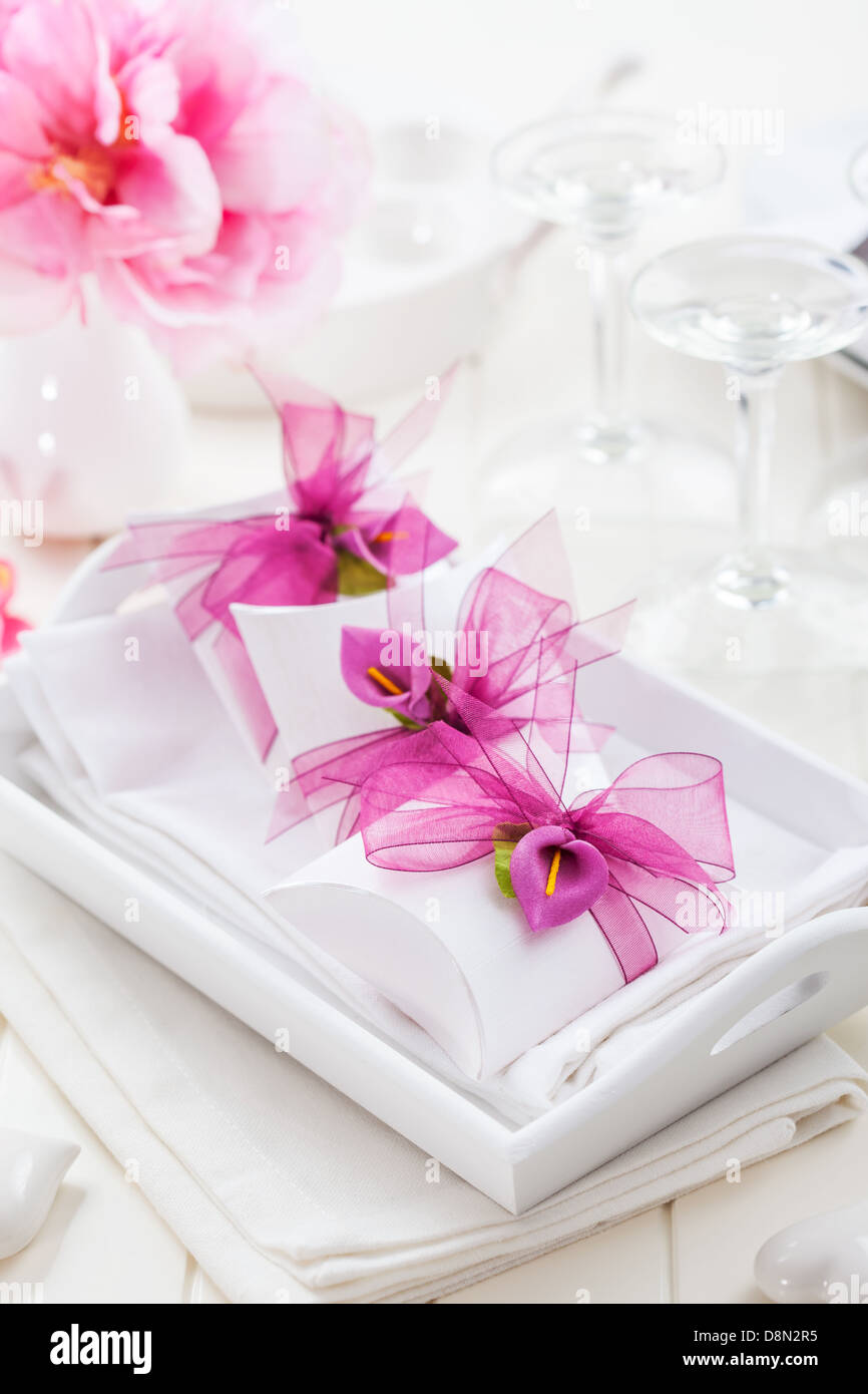Wedding Guest And Present Stock Photos & Wedding Guest And Present ...