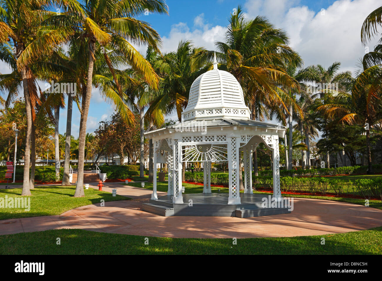 Radisson Grand Lucayan Resort. Freeport - Bahamas - Stock Image