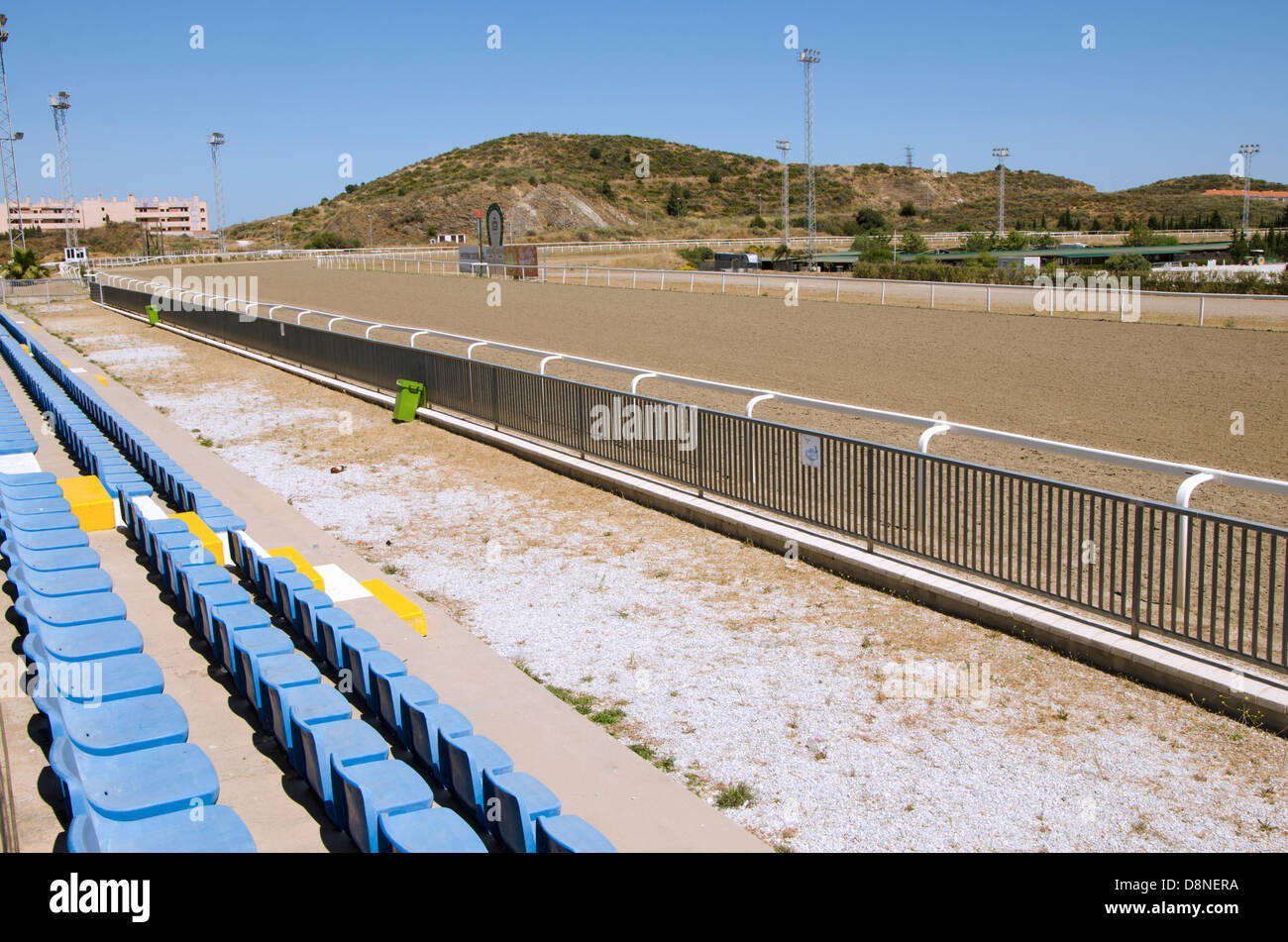 Fuengirola, Malaga, Spain - Stock Image