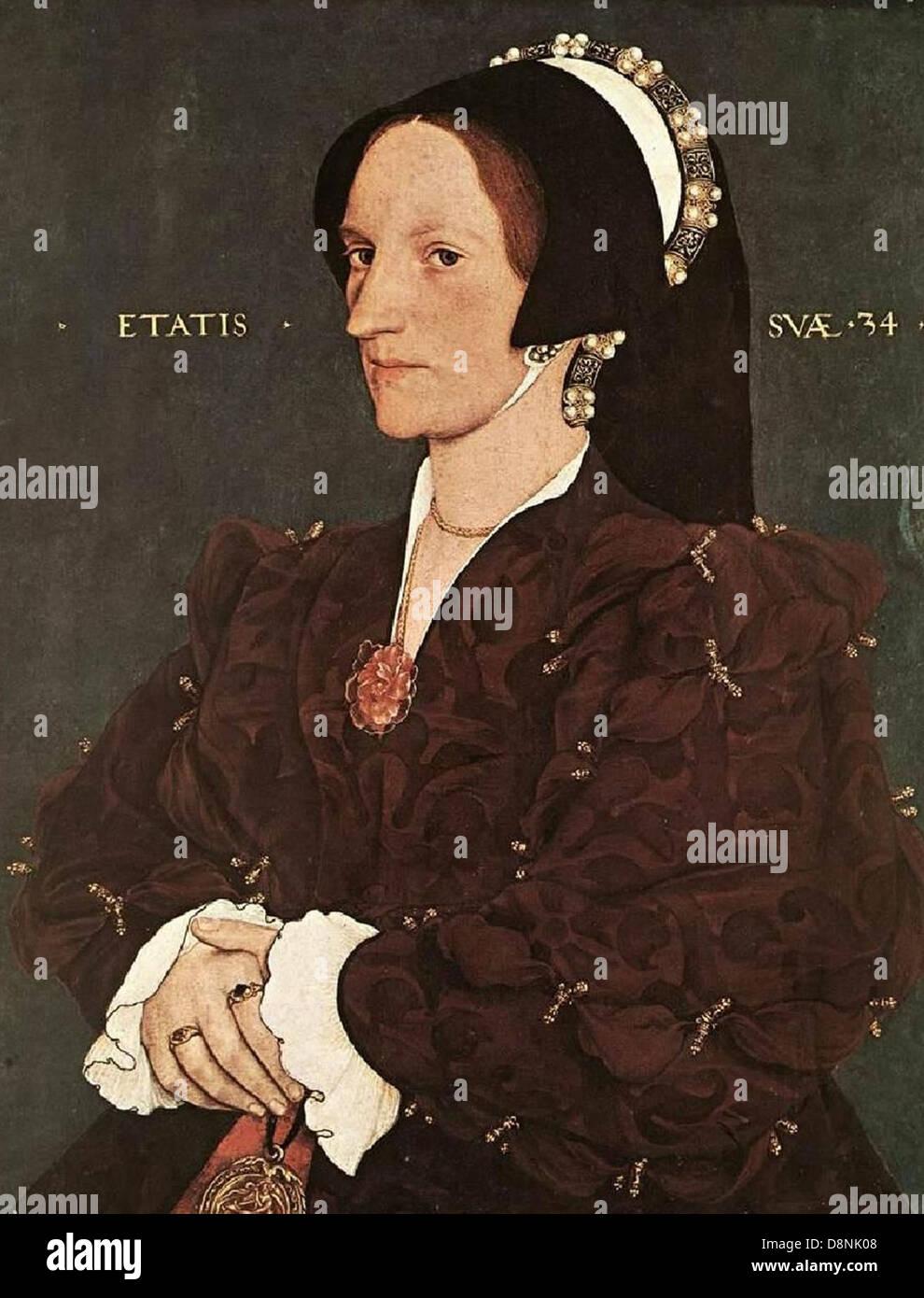 Margaret Tudor - Stock Image