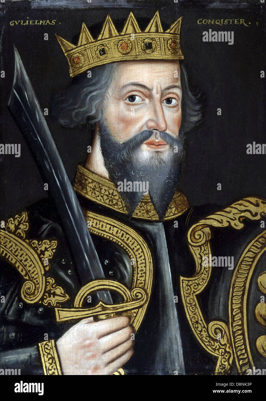 William the Conqueror - Stock Image