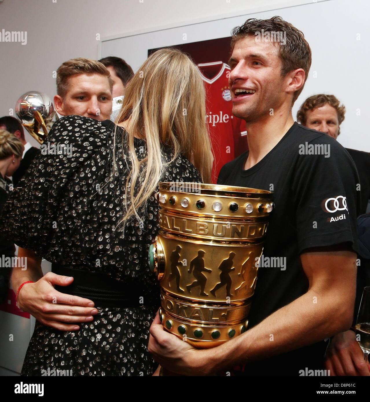 Fc Bayern Munchen Die Saison 2012 2013 Triple 2013 Amazon De