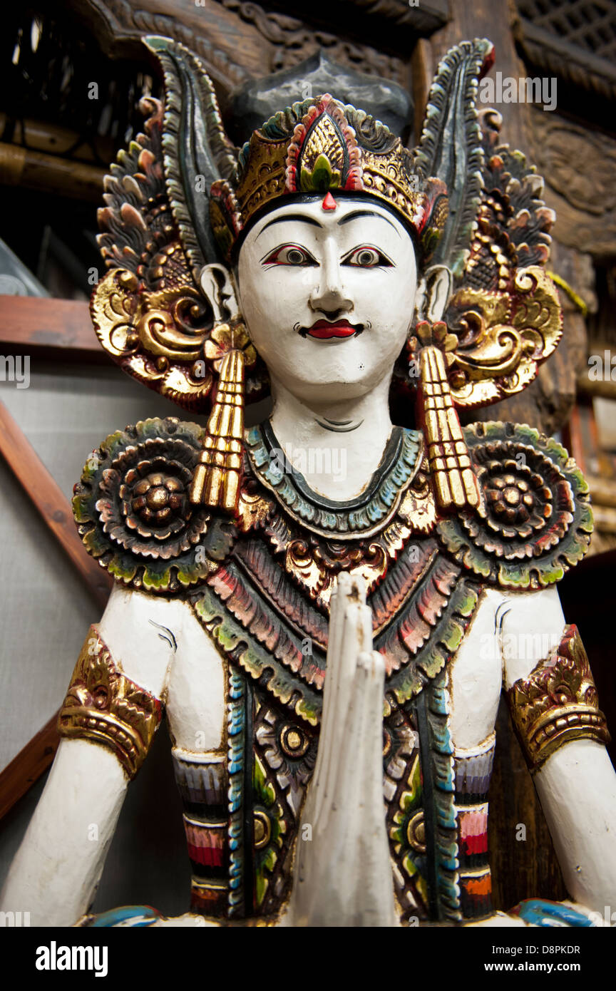 Asian / India Statuary Art - Stock Image