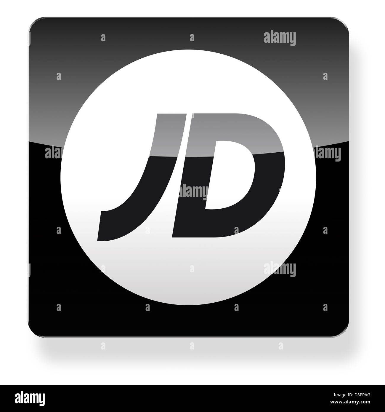 jd sports logo high resolution stock photography and images alamy https www alamy com stock photo jd sports logo as an app icon clipping path included 57048840 html