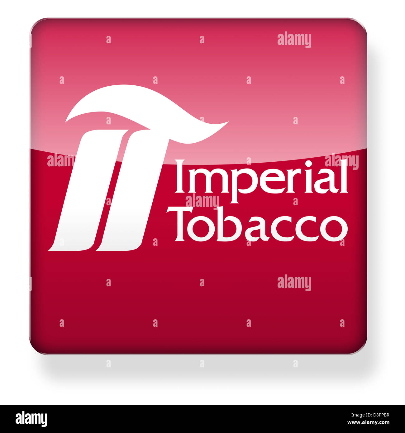 Imperial Tobacco Group logo as an app icon. Clipping path included ... 8b6148e1564