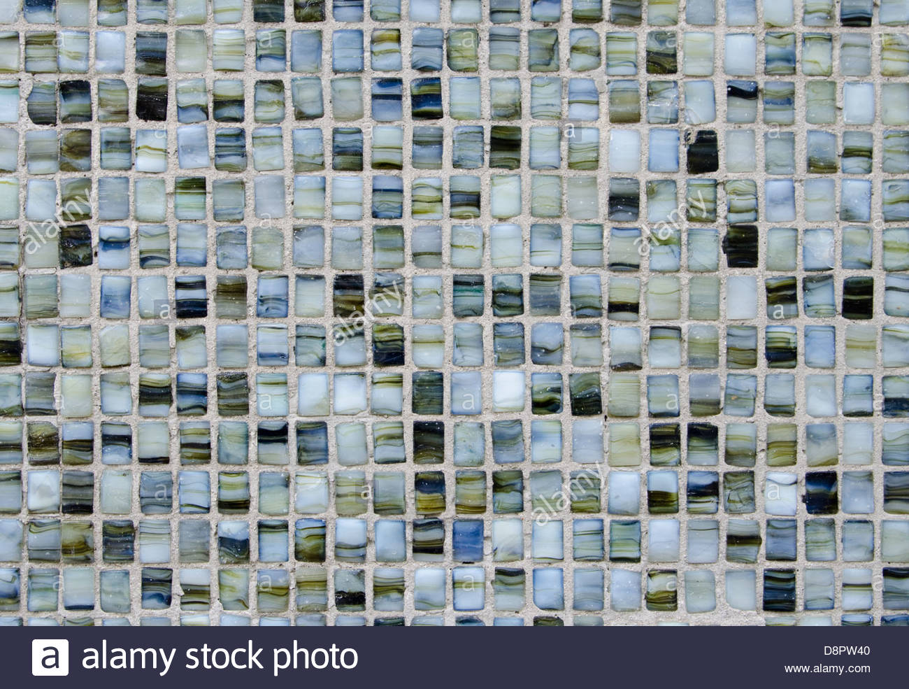 Texture made of small glass tiles Stock Photo: 57051008 - Alamy