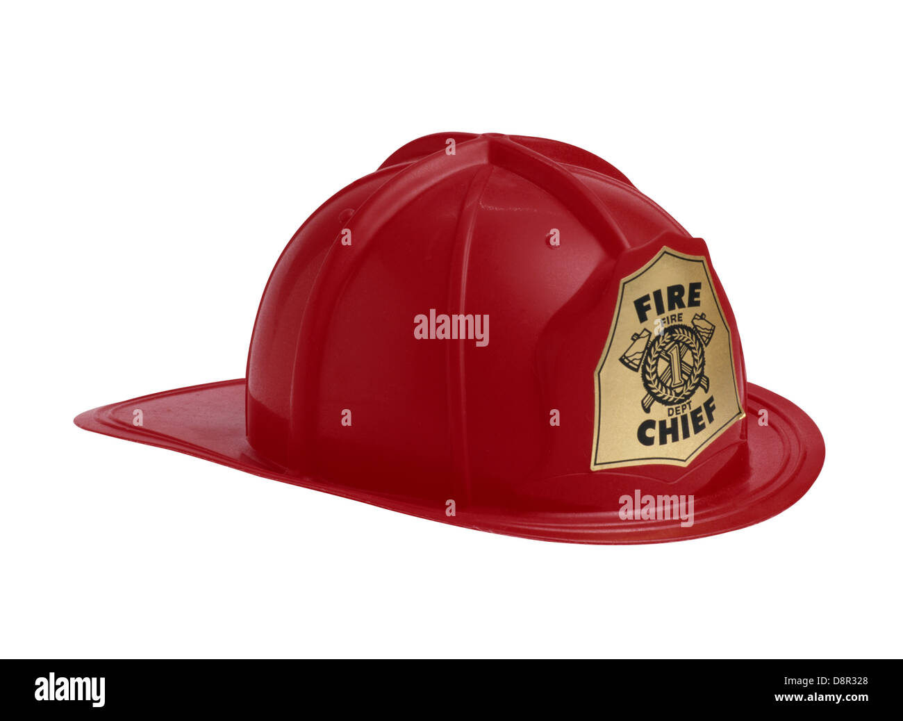 firefighter helmet toy plastic helmet stock photos firefighter