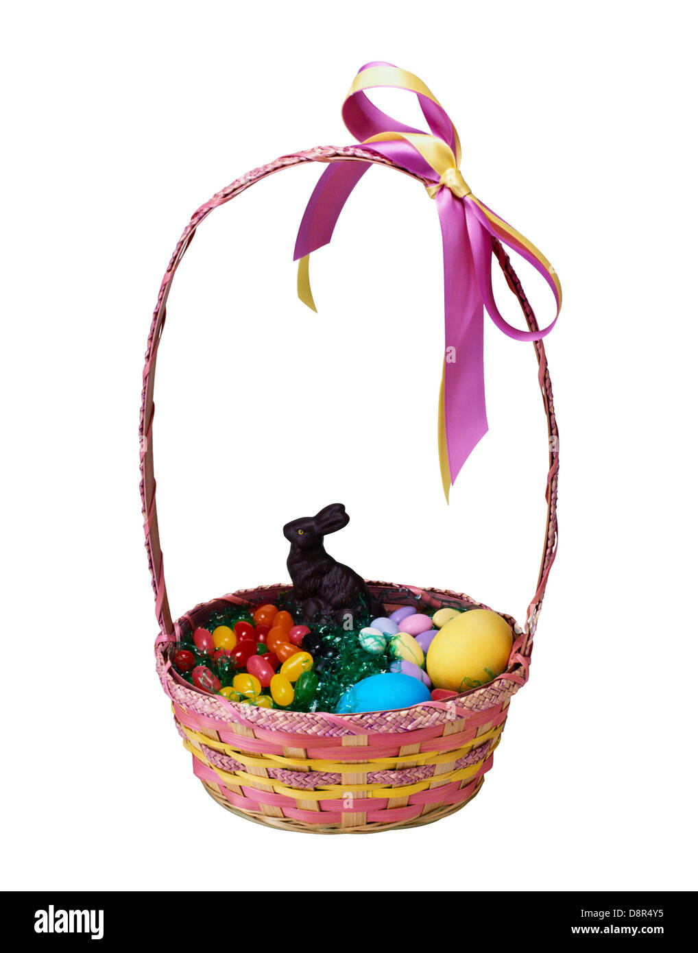 Gift Basket Bow Stock Photos & Gift Basket Bow Stock Images - Alamy