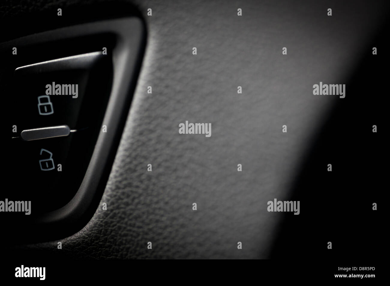 Car Door Lock Button With Detail On Button Car Door Lock Stock Photo 57057797 Alamy