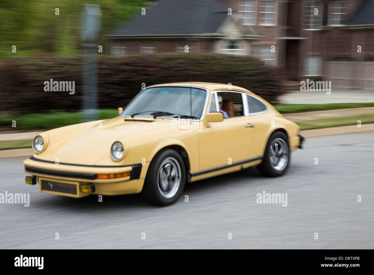 911S Porsche Coupe 1977 Foreign Car USA