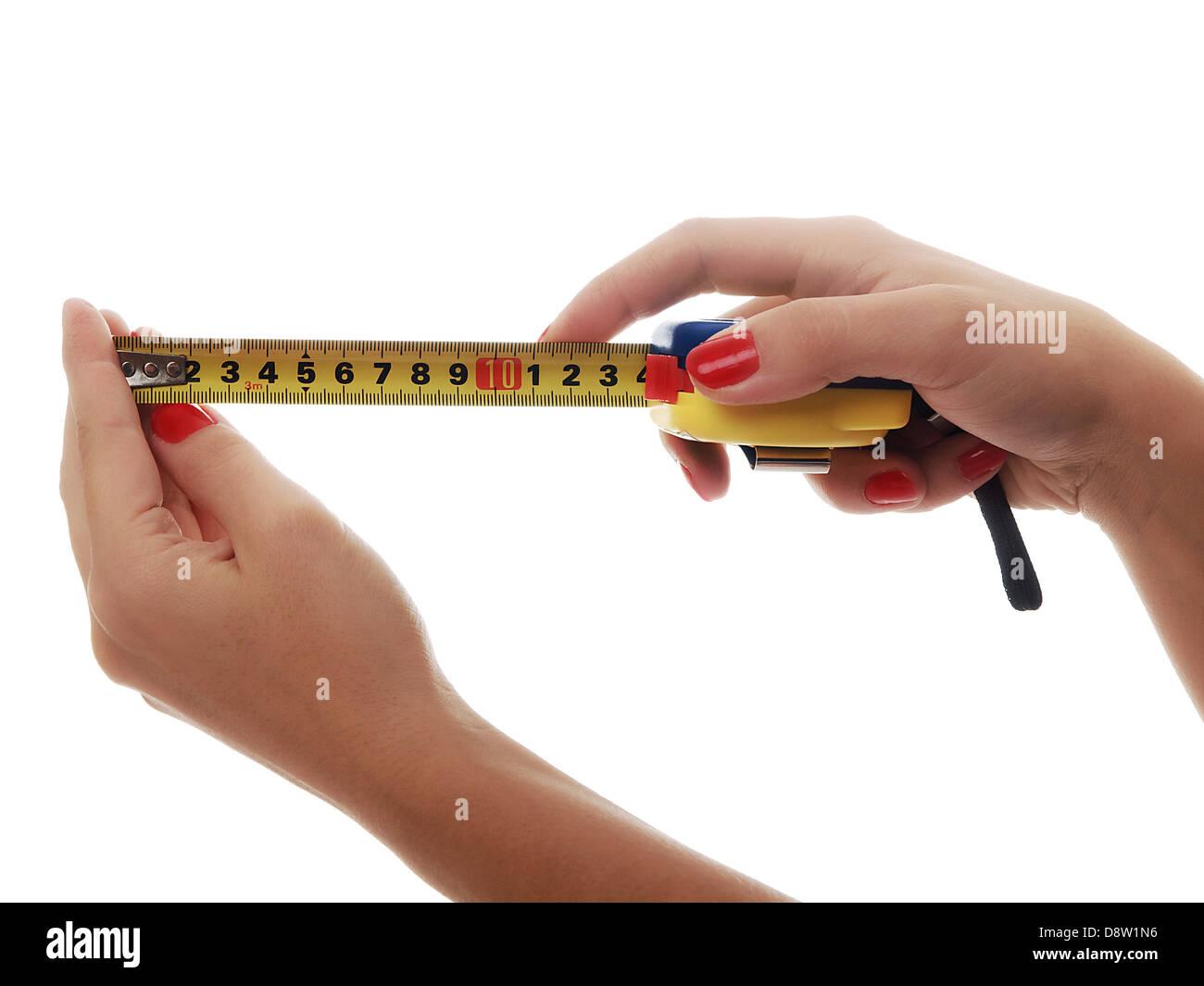 Working woman Stock Photo