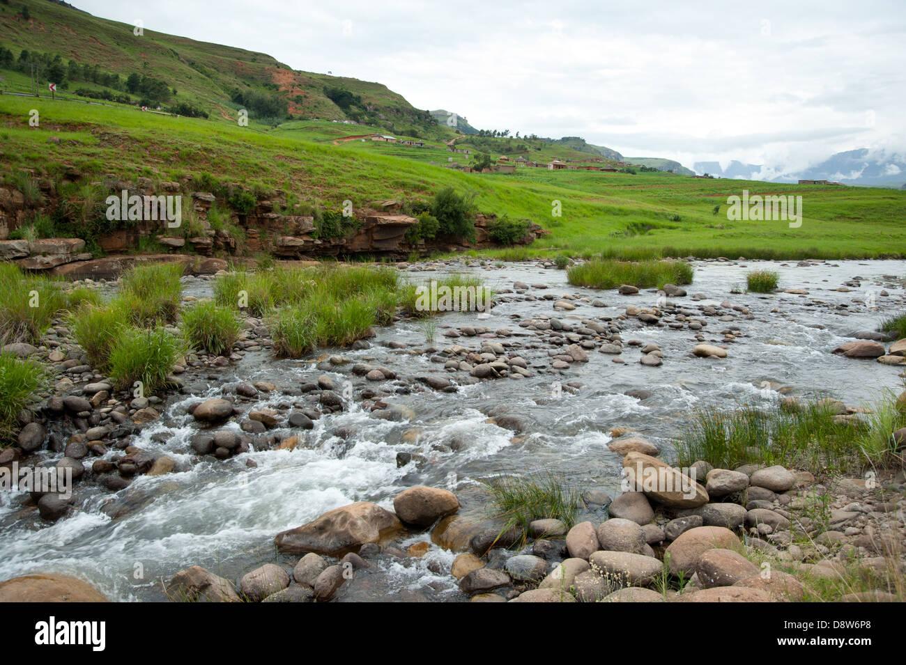Tugela River Tugela River St...