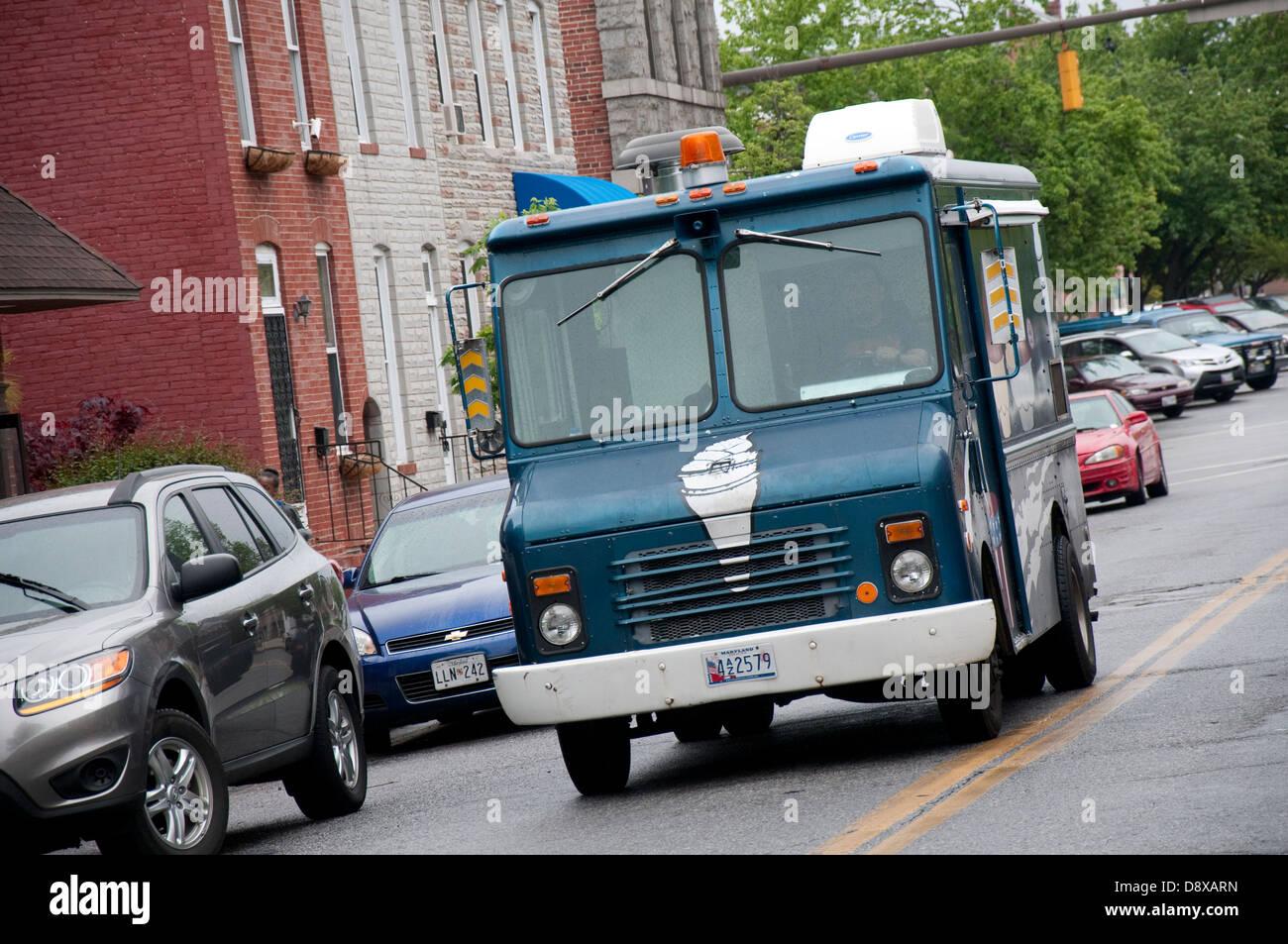 Food Trucks At Arts Festival Gainesville
