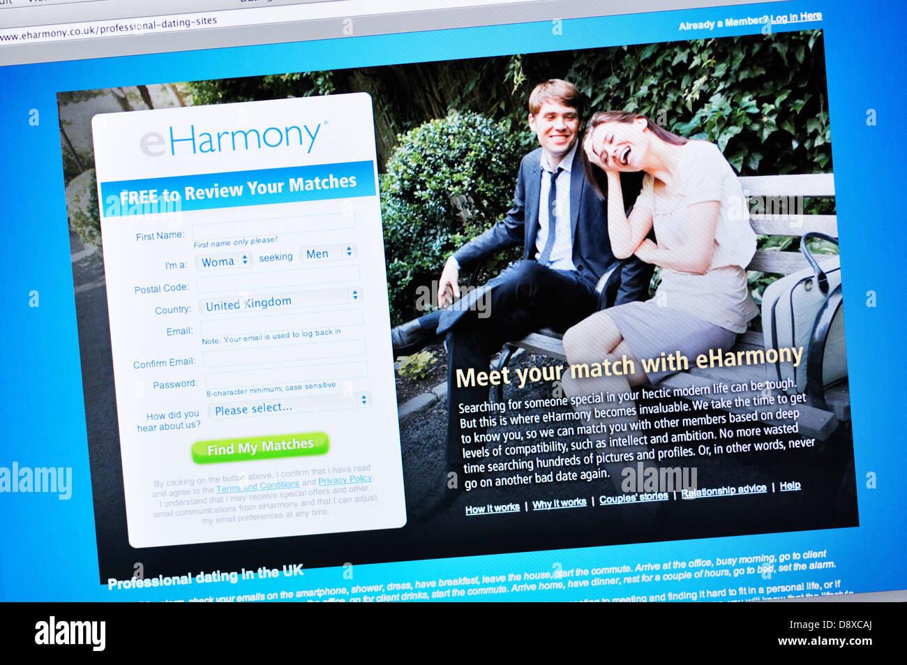 Ehearmony Dating-Website Bewertungen