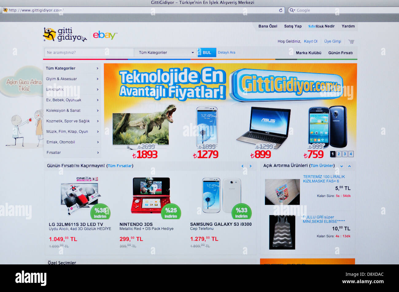 Top 10 e-commerce websites in Indonesia