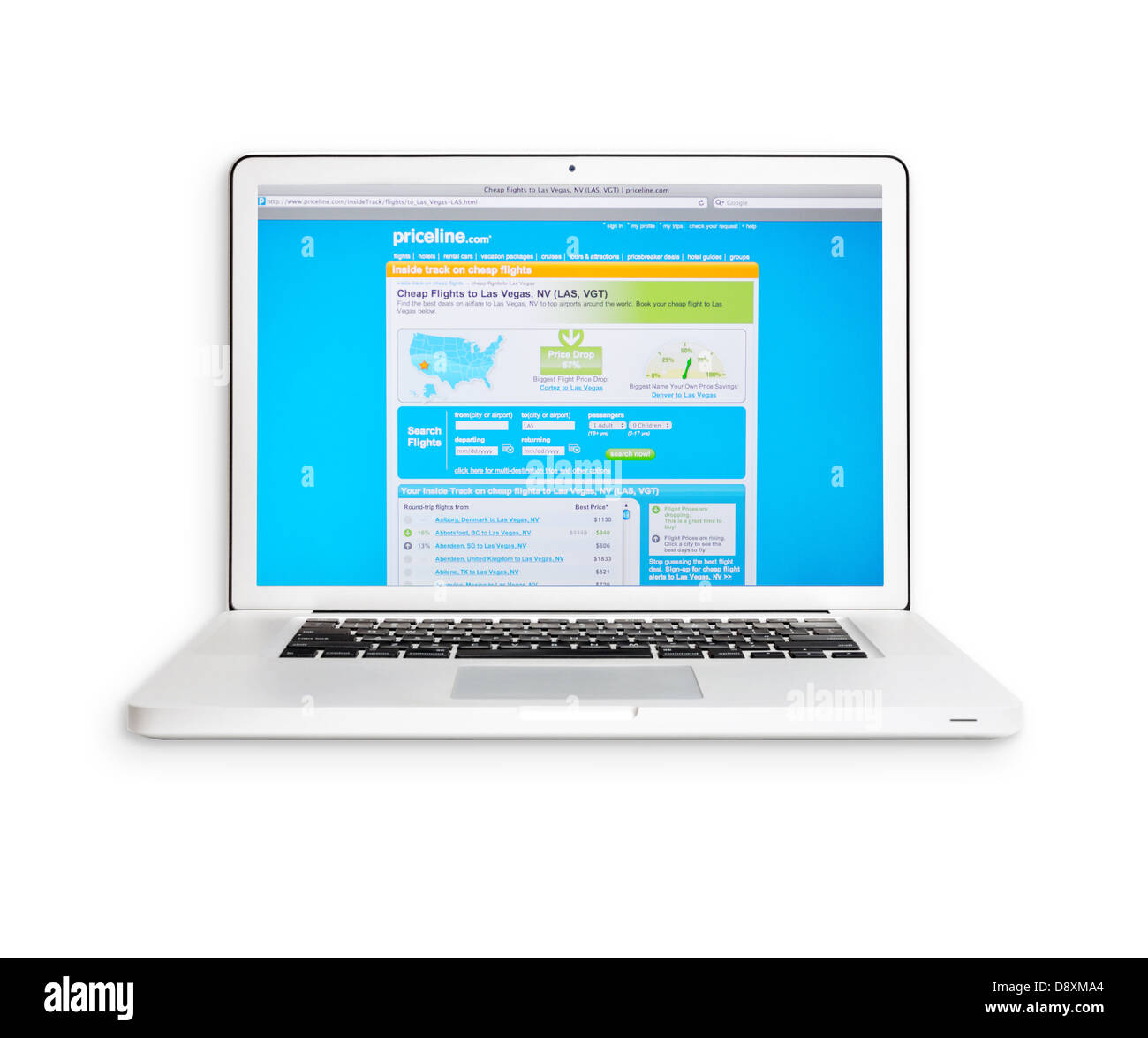 Priceline Online Ticket Booking Hotels And Airfare Deals Website On