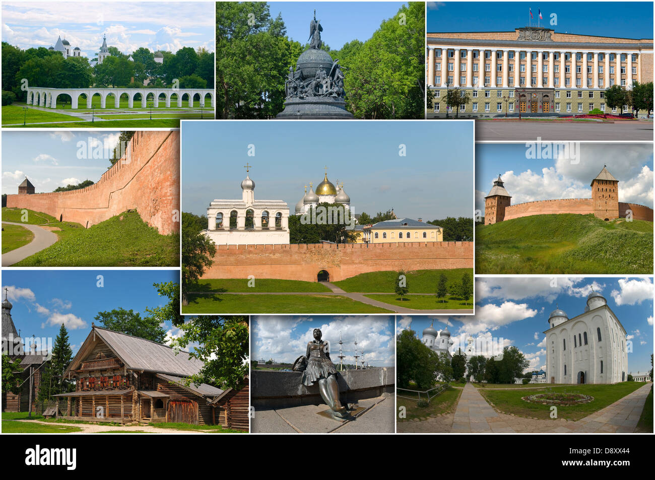Veliky Novgorod: attractions. Description and photo 60