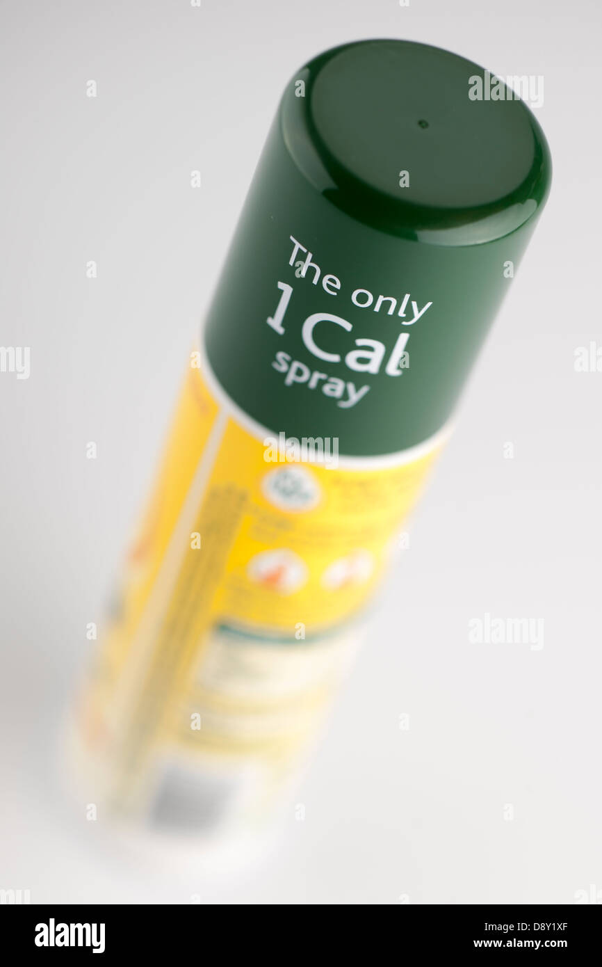 The only one 1 cal spray Spray Light - Stock Image