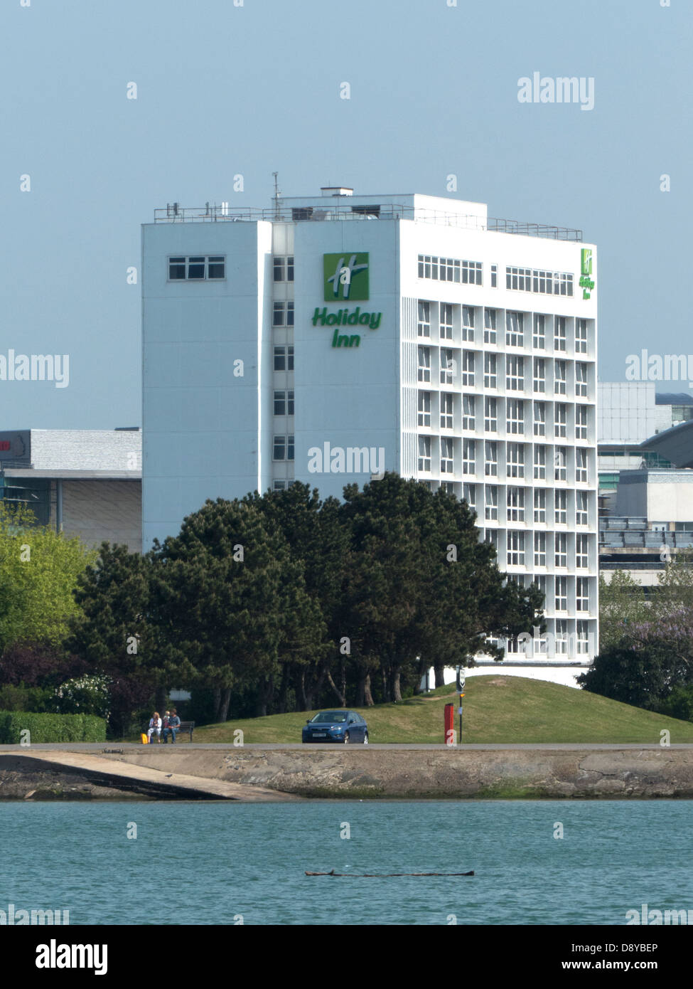 Holiday Inn Southampton a Waterside Hotel - Stock Image