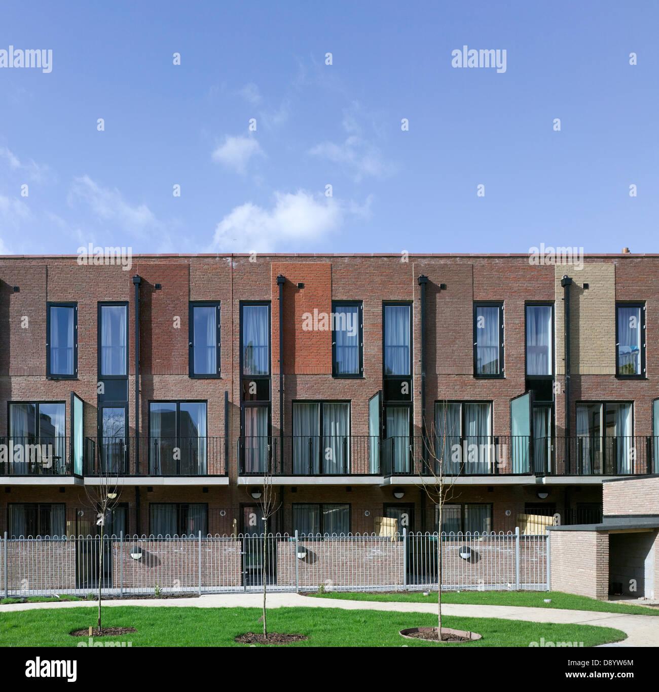 Street Housing: Library Street Affordable Housing, London, United Kingdom