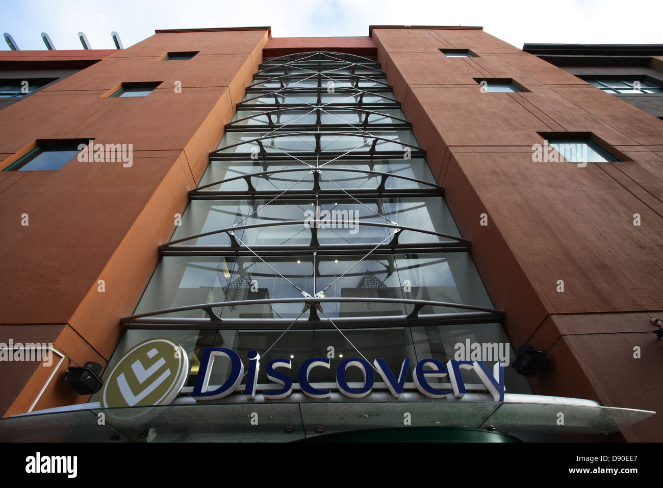 Discovery Century City, Cape Town. - Stock Image
