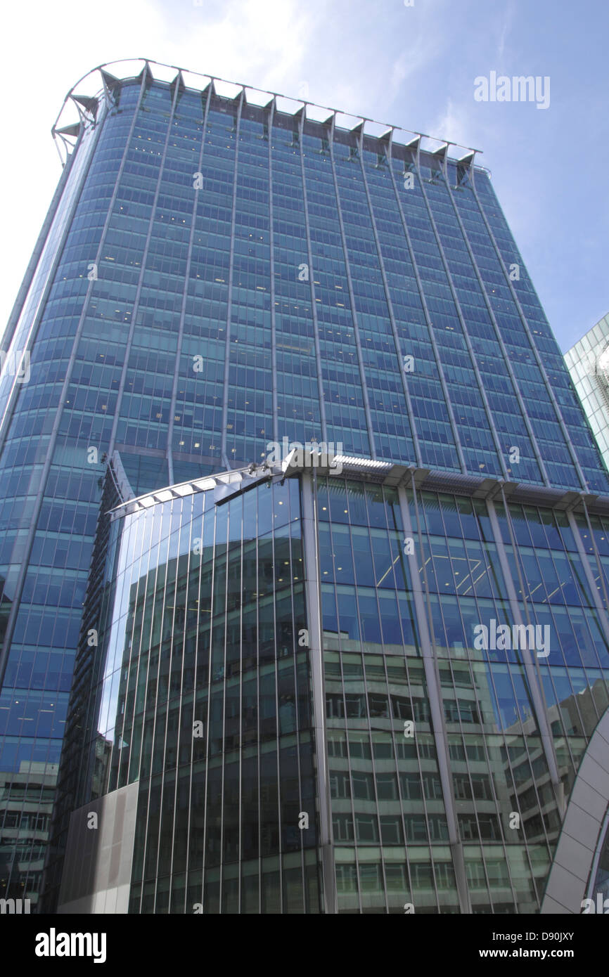 Citypoint office building Ropemaker Place London - Stock Image