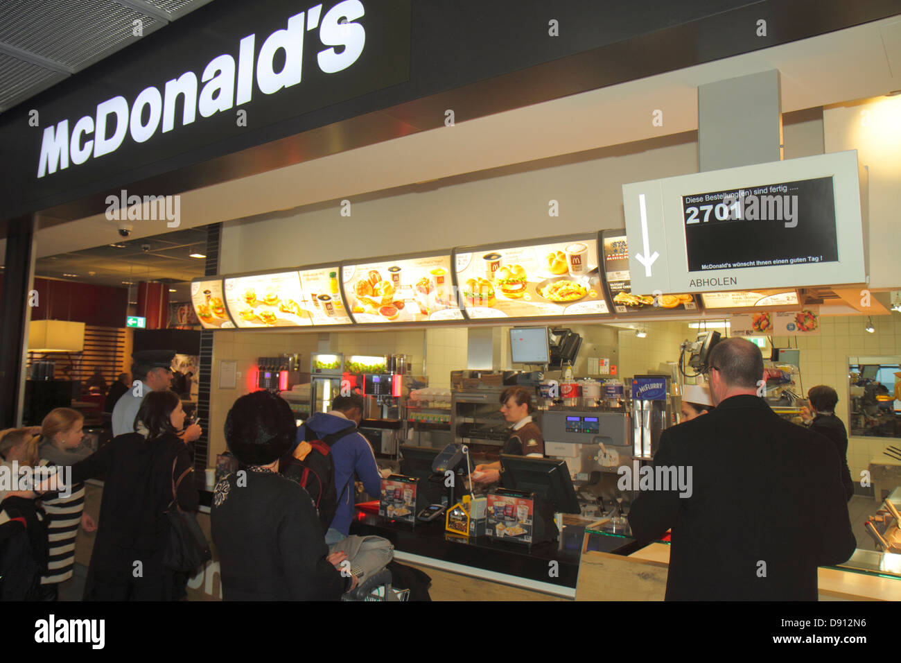 Fast Food Restaurants In Frankfurt Germany