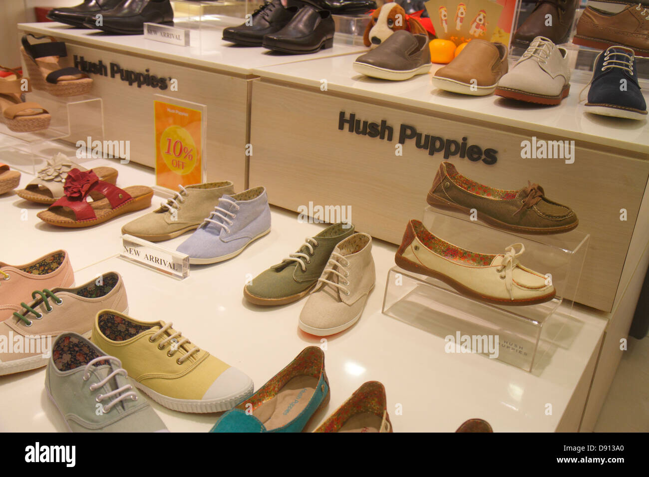 Hush Puppies Shoes High Resolution Stock Photography And Images Alamy