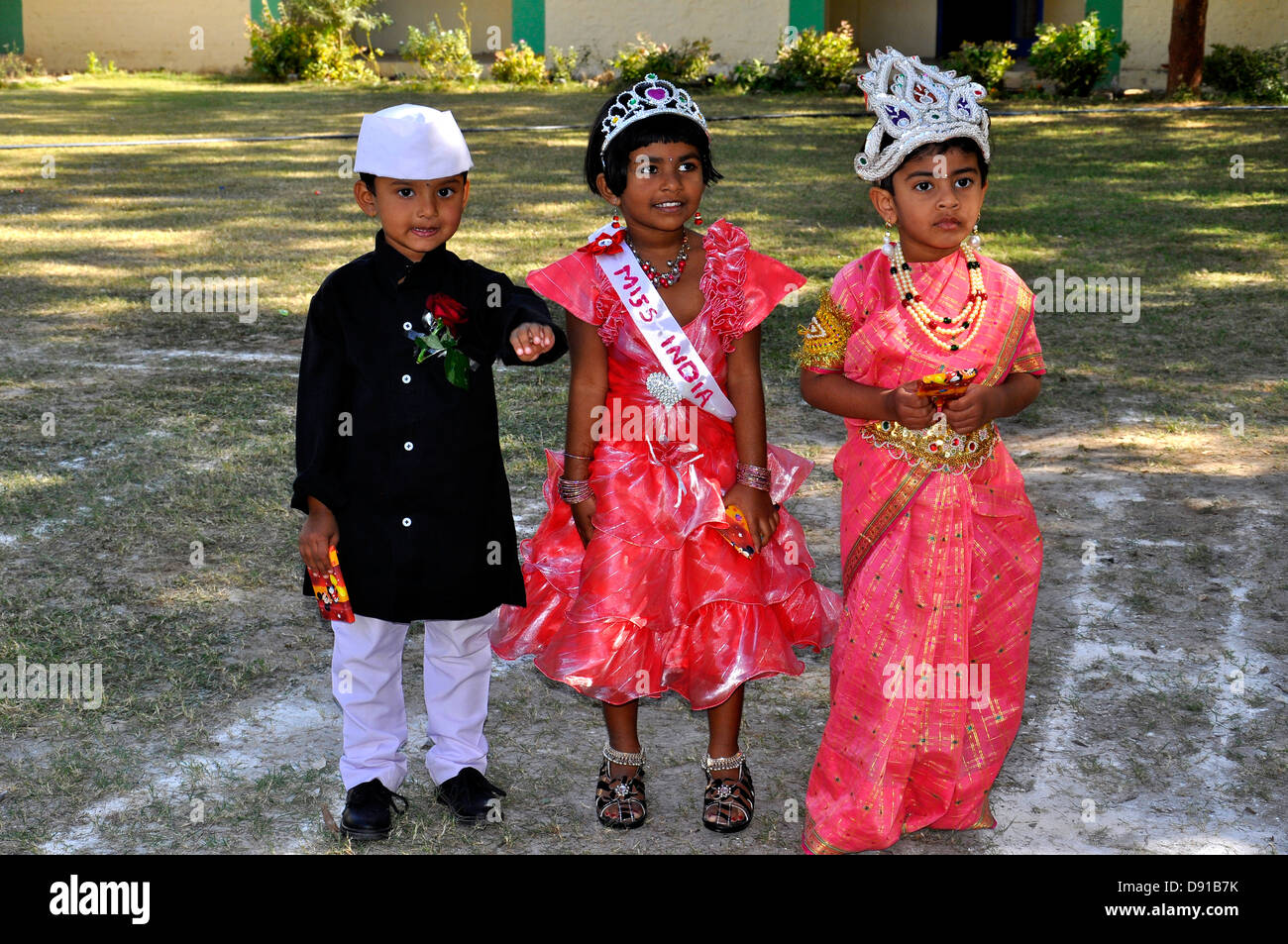 d17636279 Fancy Dress Competition India Stock Photos   Fancy Dress Competition ...