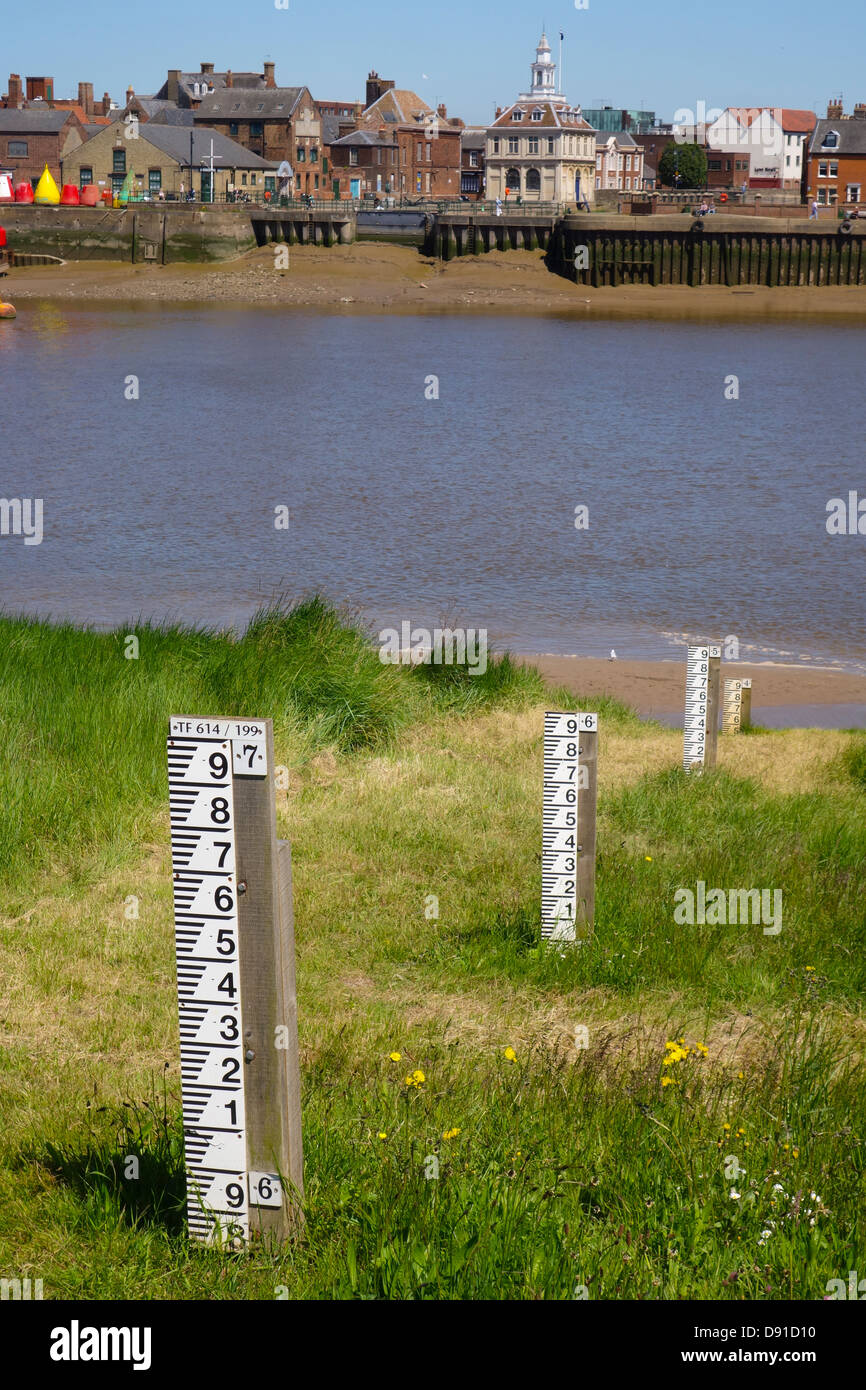 Tide Gauge Stock Photos Tide Gauge Stock Images Alamy