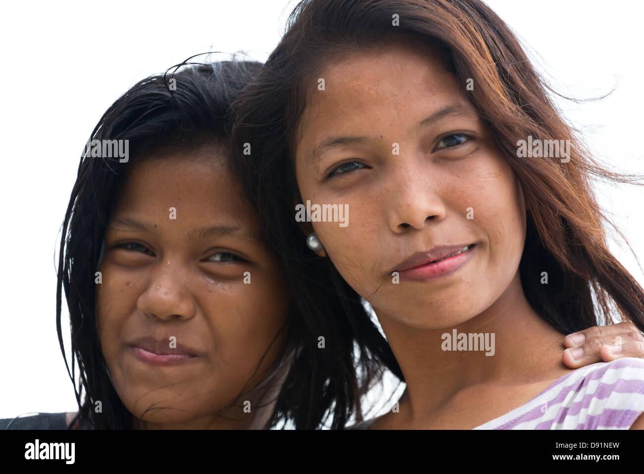Young girls manila 9