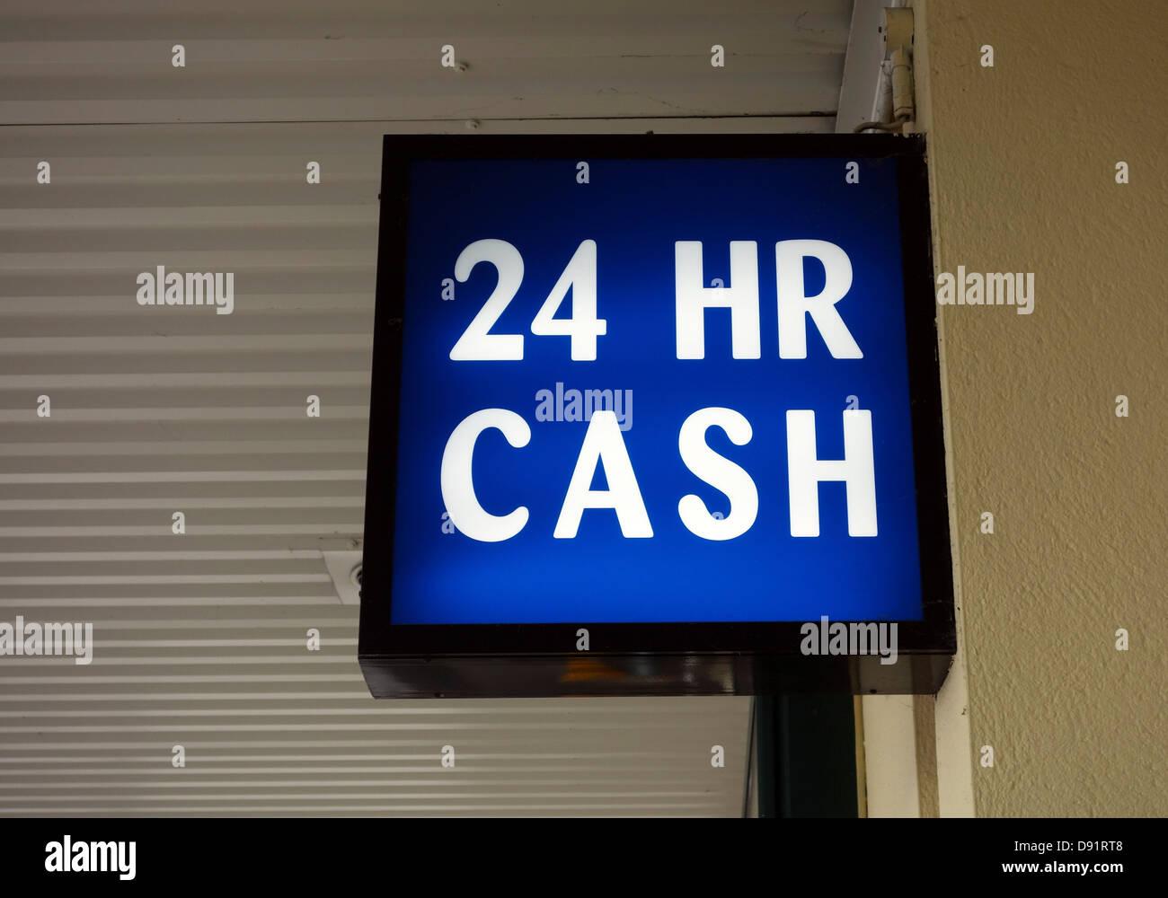 24 Hour Cash