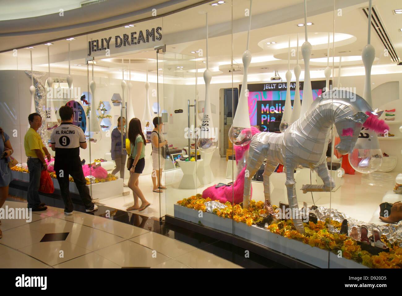 43c1cfc3b84a Bangkok Thailand Pathum Wan Rama 1 Road Siam Center centre Discovery  complex mall shopping Jelly Dreams