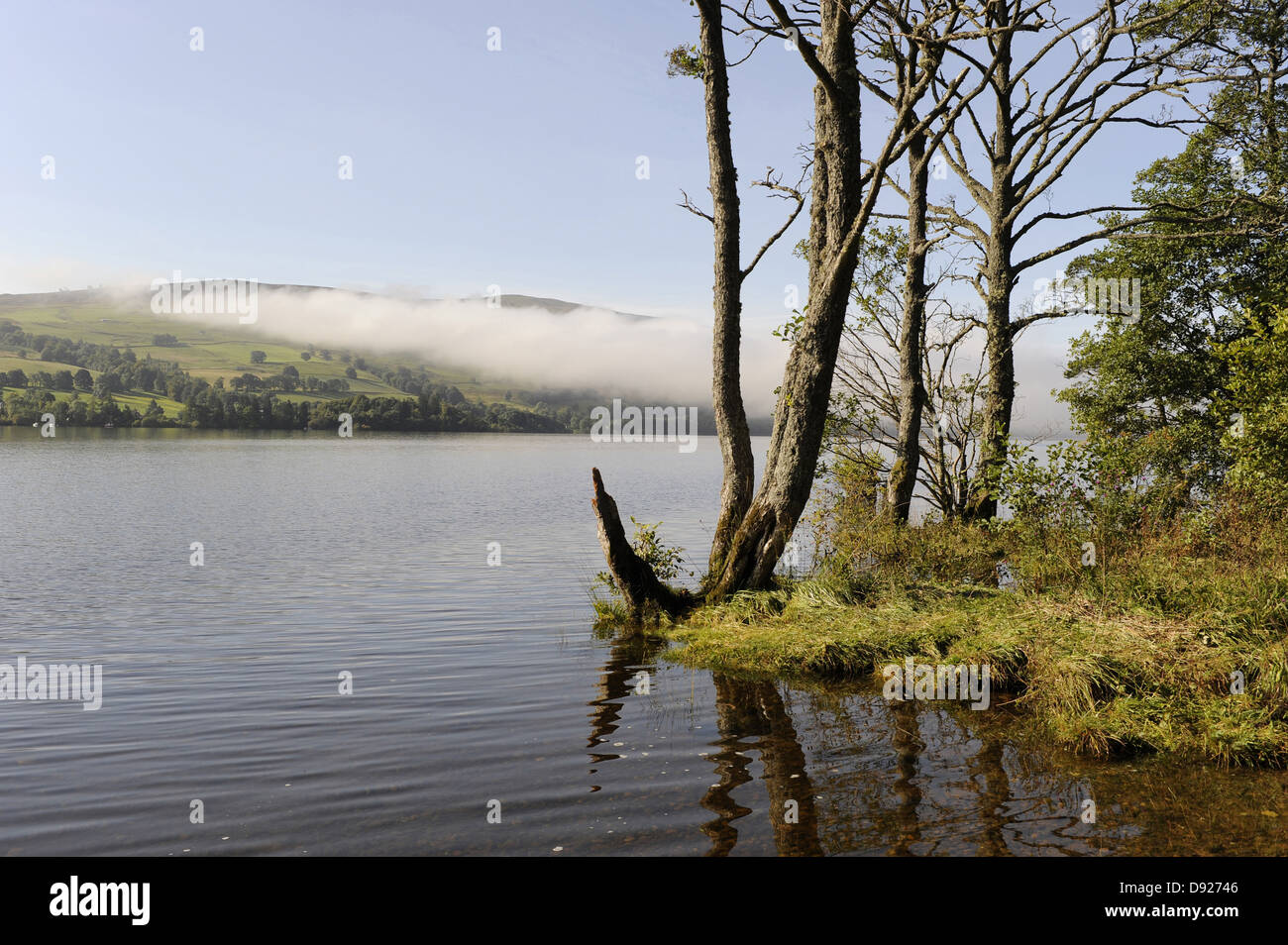 Loch Tay, Tayside, Scotland, Great Britain - Stock Image