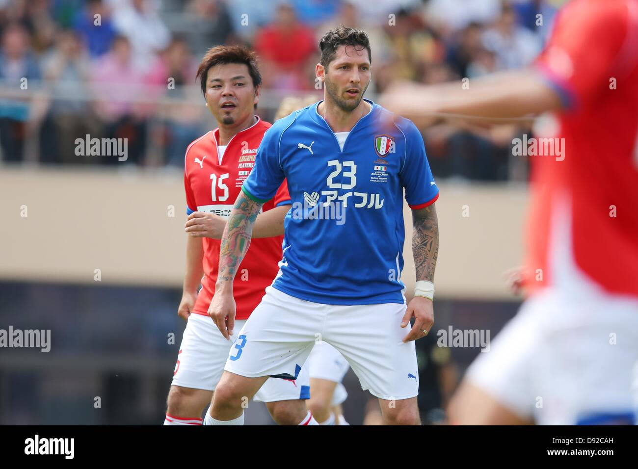 Marco Materazzi Stock Photos & Marco Materazzi Stock Images - Page 2 ...