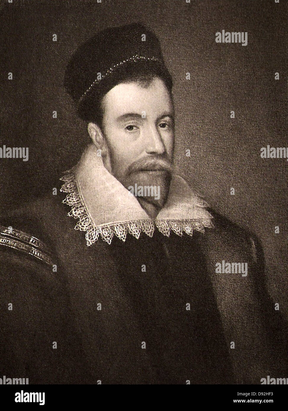 William Maitland of Lethington - Stock Image