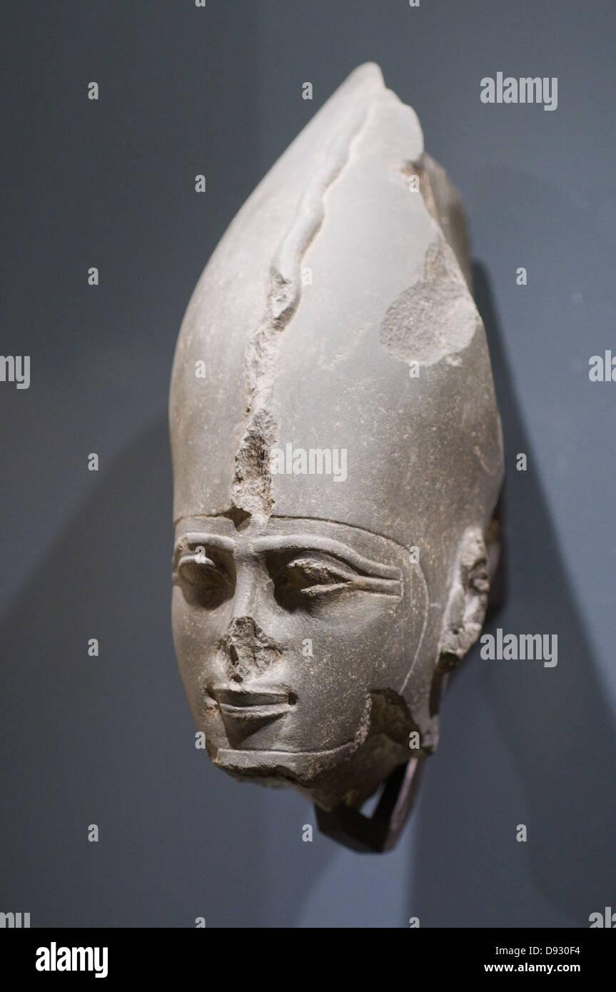 Osiris Around 650-600 before J.-C 26 dynasty - Stock Image