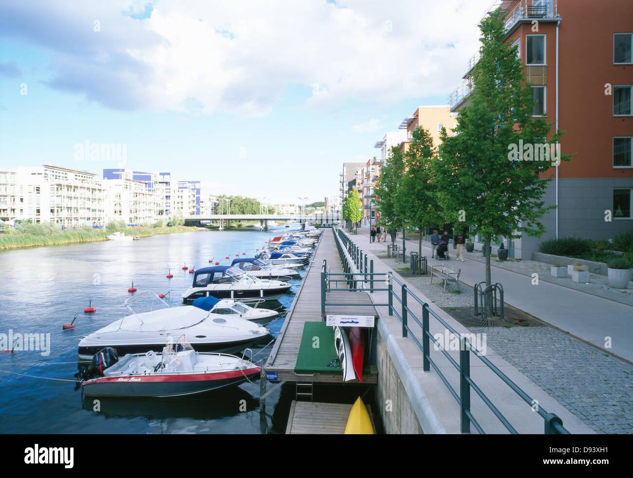Marinan Hammarby Sjöstad