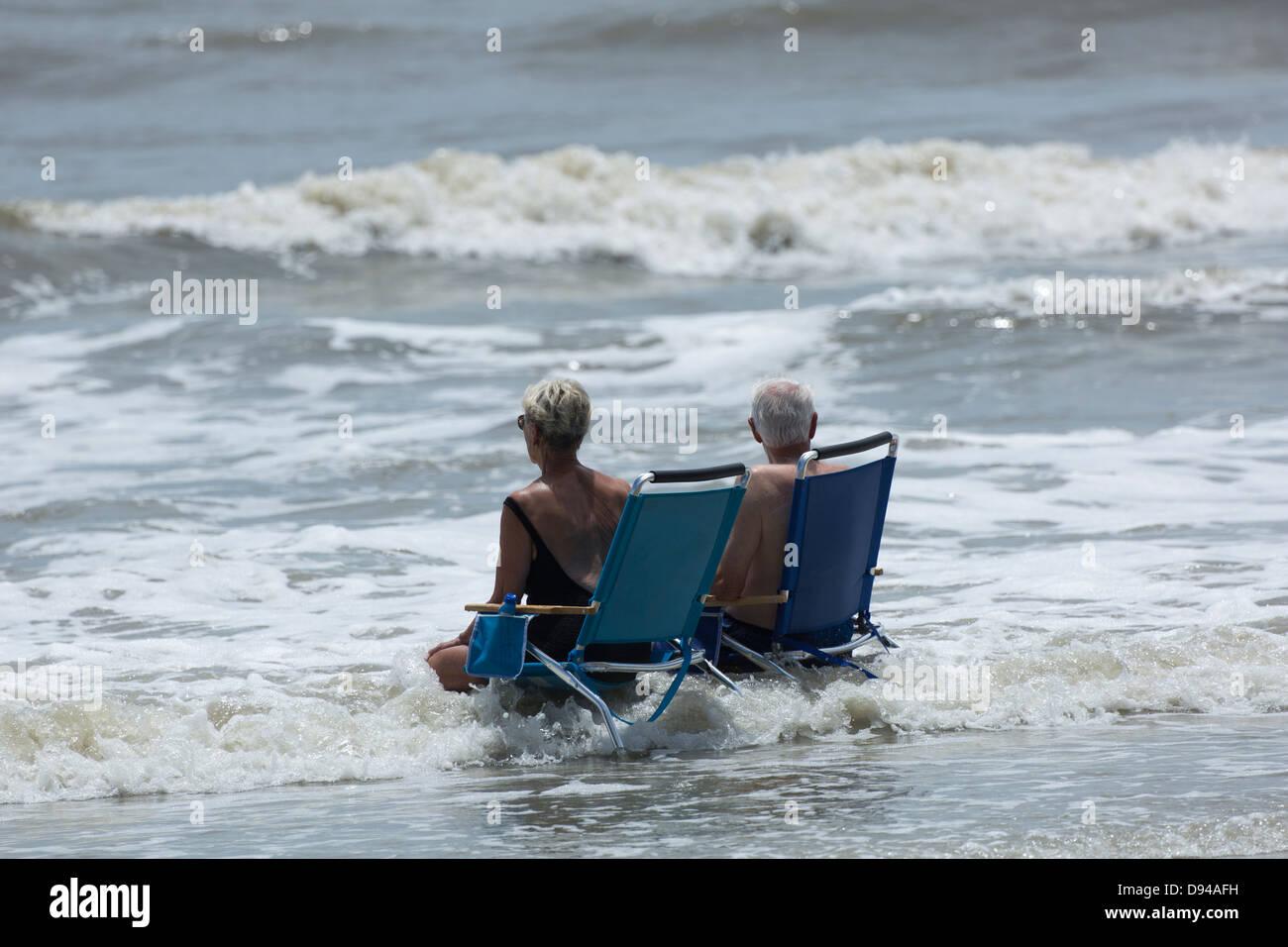 Sunning Seniors Stock Photos & Sunning Seniors Stock Images - Alamy