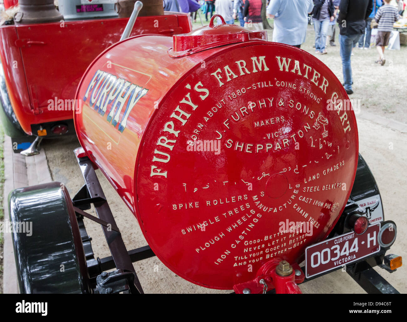 Australian Slang Furphy Furphys Water Cart Carts Furphie Famous
